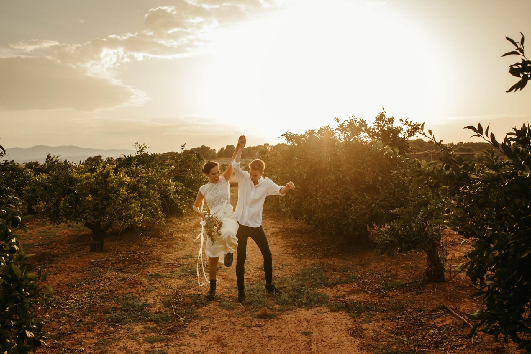 el mejor fotógrafo de boda alegres en Valencia